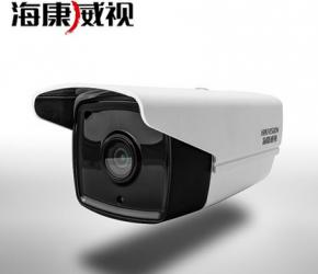 重庆海康威视DS-2CD3T10-I5监控摄像头130/300万高清POE网络供电机50米红外夜视I5