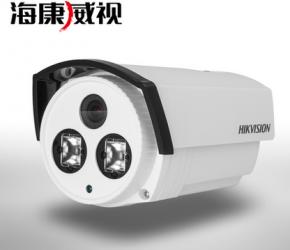重庆海康威视数字监控摄像头DS-2CD1203D-I5720/960P 100/130万50米红外夜视网络高清摄像头