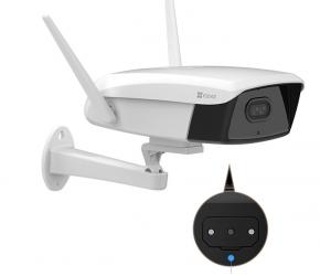 重庆监控C5HX无线版萤石智能双摄摄像机