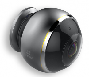 萤石C6P智能全景鱼眼网络监控摄像机
